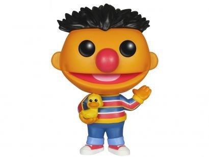 Boneco Pop - Sesame Street Ernie - Funko