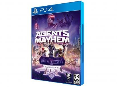 Agents of Mayhem para PS4 - Deep Silver