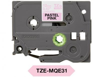 Fita para Rotulador Brother TZE 12mm - 4 Metros