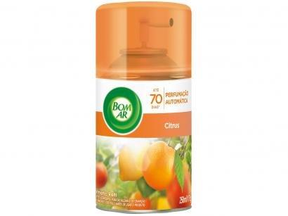 Bom Ar Air Wick Freshmatic Automático Refil - Citrus 250ml