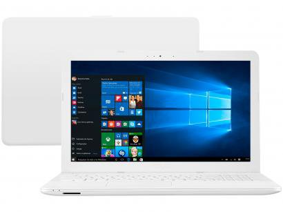 "Notebook Asus Vivobook Max X541NA - Intel Quad Core 4GB 500GB LED 15,6"" Windows..."