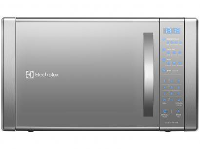 Micro-ondas Electrolux 31L com Grill ME41X - Painel Blue Touch
