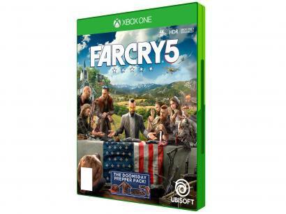 Far Cry 5 Edição Limitada para Xbox One - Ubisoft