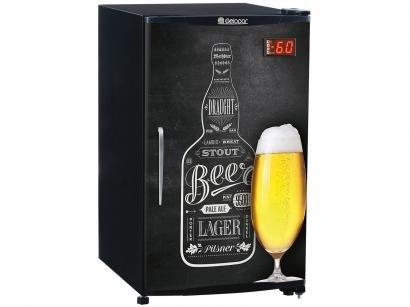 Cervejeira Gelopar GRBA-120QC Vertical 112L - Frost Free 1 Porta