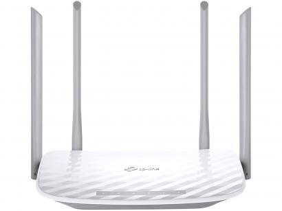 Roteador Wireless Tp-link Archer C50 1200mbps - 4 Antenas 5 Portas