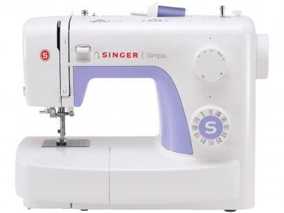 Máquina de Costura Singer Simple 3232 - 31 Pontos