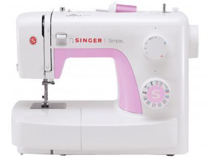 Máquina de Costura Singer Simple 3223 - 22 Pontos