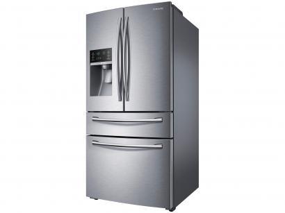 Geladeira/Refrigerador Samsung Frost Free Inox - French Door 606L RF28HMEDBSR/AZ