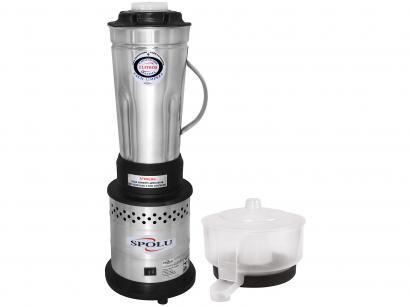Liquidificador e Espremedor Industrial Inox - Spolu SPL-C