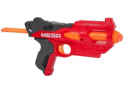 Nerf N-Strike Mega Hotshock Blaster Hasbro - 2 Dardos