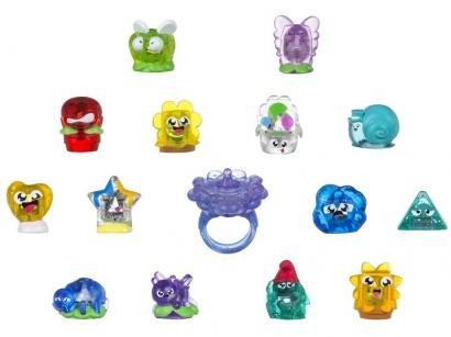 Hanazuki Full of Treasures 15 Peças Hasbro - Coleção de Tesouros