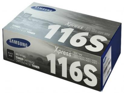 Toner Samsung Preto - MLT-D116S