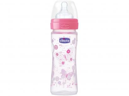 Mamadeira 250ml Chicco Well-Being - 20623100610
