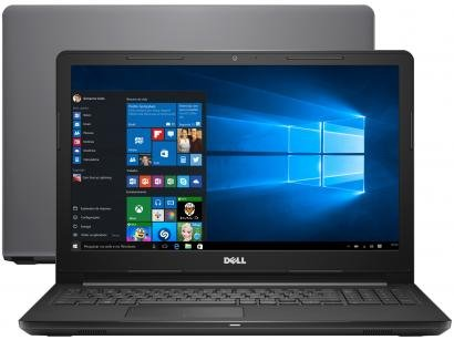 "Notebook Dell Inspiron i15-3576-A70 Intel Core i7 - 8GB 2TB LED 15,6"" Placa de..."