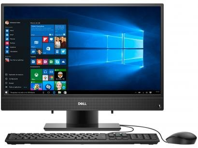 "Computador All in One Dell Inspiron 3277-A10 - Intel Core i3 4GB 1TB LED 21,5""..."