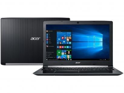 Notebook Acer Aspire 5 A515-51-55QD Intel Core i5 - 4GB 1TB LED 15,6 Windows 10