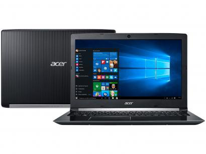 "Notebook Acer Aspire 5 A515-51G-58VH Intel Core i5 - 8GB 1TB 15,6"" HD Placa de..."