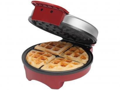Máquina de Waffle Britânia Golden Waffle - 850W