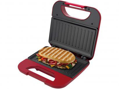 Grill/Sanduicheira Britânia Toast BGR01V - 750W