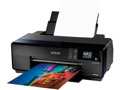"Impressora Fotográfica Epson SureColor P600 - Colorida LCD 2,7"" Wi-Fi"