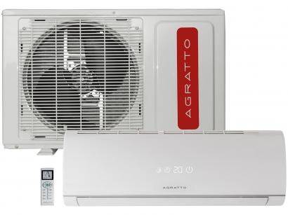 Ar-Condicionado Split Agratto 9.000 BTUs - Frio ACS9F-R4 Confort One Fri