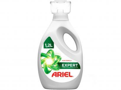 Sabão Líquido Ariel Concentrado 30 Lavagens - 1,2L