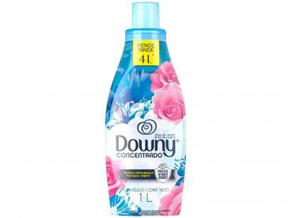 Amaciante Downy 4X Concentrado Brisa de Verão - 1L