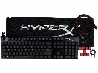 Teclado Gamer USB Alloy FPS - HyperX
