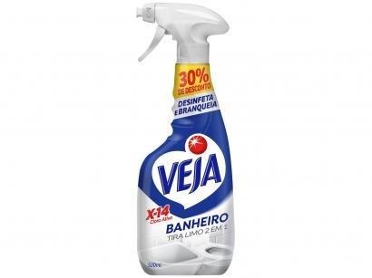 Limpador para Banheiro Veja X-14 Tira Limo - 500ml