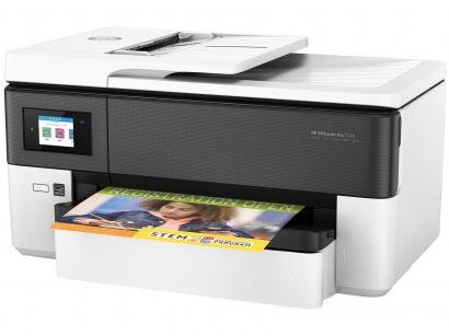 Multifuncional HP Officejet Pro 7720 Jato de Tinta - Colorida Wi-Fi USB 3.0