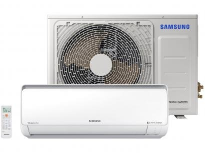 Ar-condicionado Split Samsung Digital Inverter - 18.000 BTUs Quente/Frio...