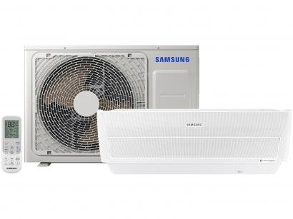 Ar-condicionado Split Samsung Wind Free Digital - Inverter 9.000 BTUs Frio...