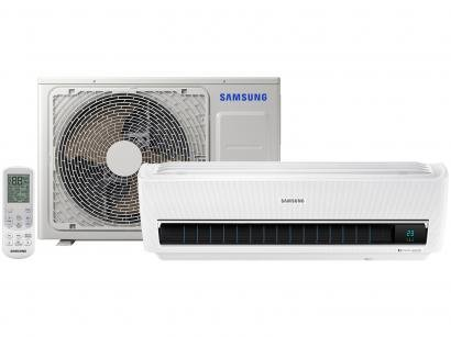 Ar-condicionado Split Samsung Wind Free Digital - Inverter 12.000 BTUs Frio...