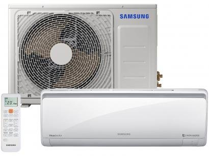 Ar-condicionado Split Samsung Inverter 18.000 BTUs - Frio Filtro Full HD...
