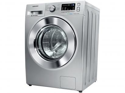 Lava e Seca Samsung 10,2kg Prata WD4000 - 12 Programas de Lavagem Água Quente