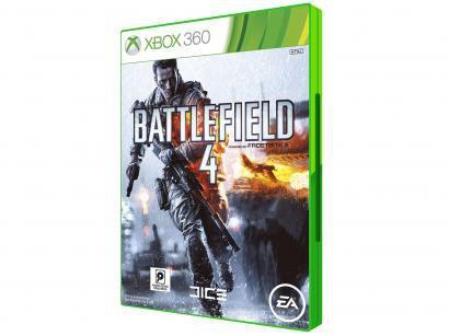 Battlefield 4 para Xbox 360 - EA