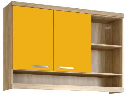 Armário de Cozinha Aéreo Multimóveis - Sicília 5125 2 Portas 120x82cm