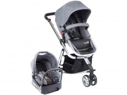 Carrinho de Bebê Safety 1st Travel System - Mobi TS até 13kg