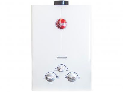 Aquecedor de Água à Gás Rheem Classic - RB3AP07PVNTIN 7 l/min