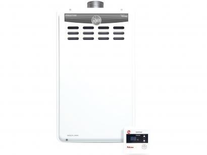 Aquecedor de Água à Gás Rheem - Prestige RB3AP32PVNTIN GLP 32 l/min