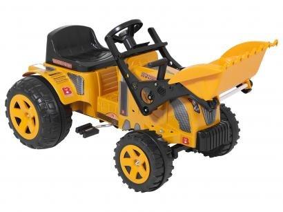 Mini Trator a Pedal Infantil Fazendeiro com Pá - Biemme