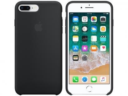 Capa Protetora Silicone para iPhone 7 Plus e - iPhone 8 Plus Apple MQGW2ZM/A