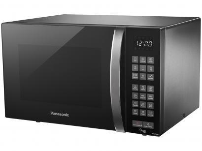 Micro-ondas Panasonic 30L com Grill Style GT68HS - NN-GT68HSRUN