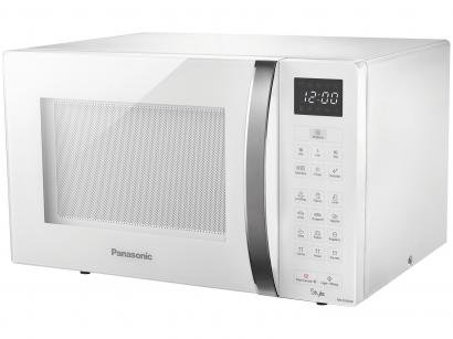 Micro-ondas Panasonic 32L Style ST65HW - NN-ST65HWRUN