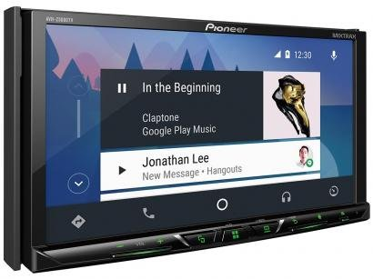 "DVD Automotivo Pioneer AVH-Z5080TV 7"" - Bluetooth 23Watts RMS Entrada para..."