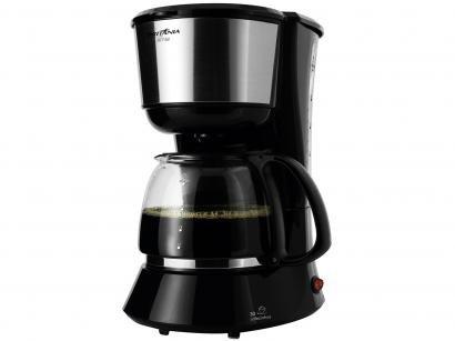 Cafeteira Elétrica Britânia BCF36I 30 Xícaras - Preto