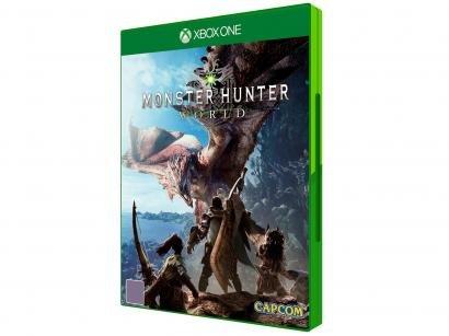 Monster Hunter World para Xbox One - Capcom