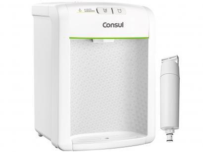Purificador de Água Consul - CPB34AB + Refil/Filtro de Água CIX01AX