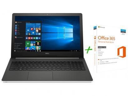 "Notebook Dell Inspiron i15-5566-A70B Intel Core i7 - 8GB 1TB LED 15,6"" +..."