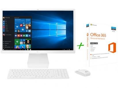 Computador All in One LG 24V570-C.BJ31P1 - Intel Core i5 4GB 1TB + Microsoft...